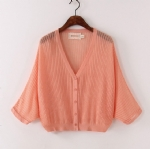 Spring and summer sun cardigan 1706143