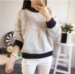 Warm Pullover Sweater leisure 1706157