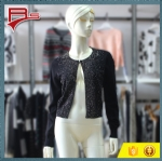 Ladies Hot Fix Short Cardigan 07-3036