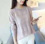 Easy Breathable knit Pullover 1706181