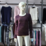 Wool/Cashmere Sweater For Ladies 170354