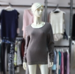 Womens Slim Waist Pullover Sweater 170356