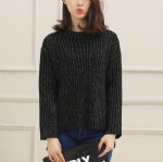 Thick loose Pullover Sweater 1706252