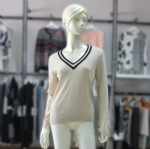 Fashion Lurex Sweater For Women 1705004