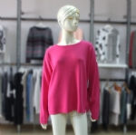 Womens Oversize Pullover Sweater 1705029