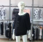 French Design Fashion Sweater Dress 1705033