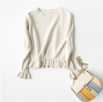 stretch knit sweater 1706285