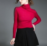 women's Turtleneck sweaters 1708002