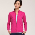 Sport zipper sweater C285